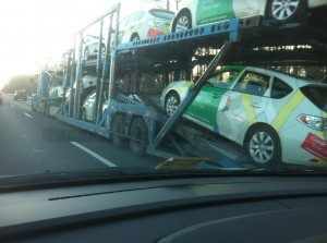 Google Maps Cards, waiting to be unleashed